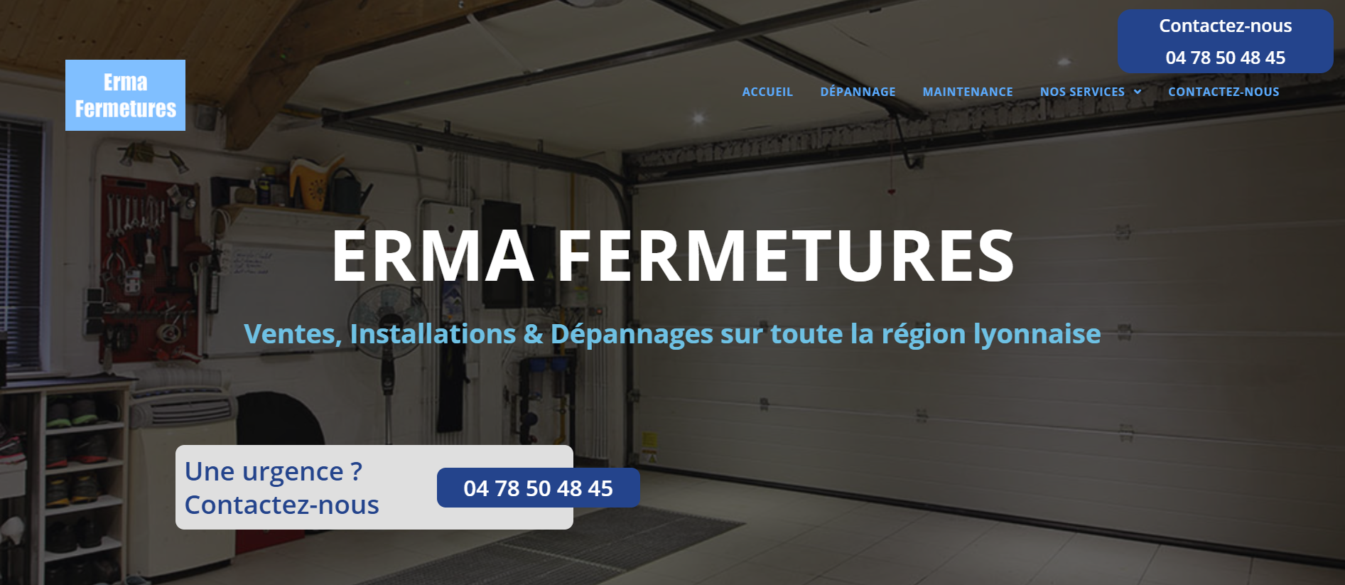 bg erma fermetures