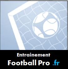 Ancien logo entrainement football pro